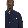 Long Sleeve Shirt - Pete - Marine