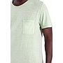 MA Hemp Wear - Unisex Breast Pocket T - Hovito - Ocean Green