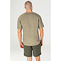 Short Sleeve Shirt - Habanero - Mud Green